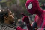 Jamie Foxx and Andrew Garfield in The Amazing Spiderman 2 Movie Stills