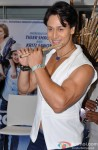 Tiger Shroff during the launch of first song from film 'Heropanti' Pic 1