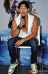 Tiger Shroff during the launch of first song from film 'Heropanti' Pic 2
