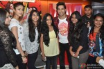 Ileana DCruz and Varun Dhawan during the promotion of film 'Main Tera Hero' Pic 3