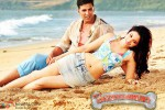Akshay Kumar and Tamannaah in Entertainment Movie Stills Pic 2