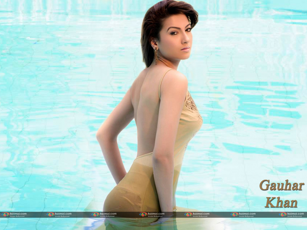 Gauhar Khan Wallpaper 1