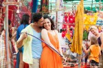 Akshay Kumar and Tamannaah in Entertainment Movie Stills