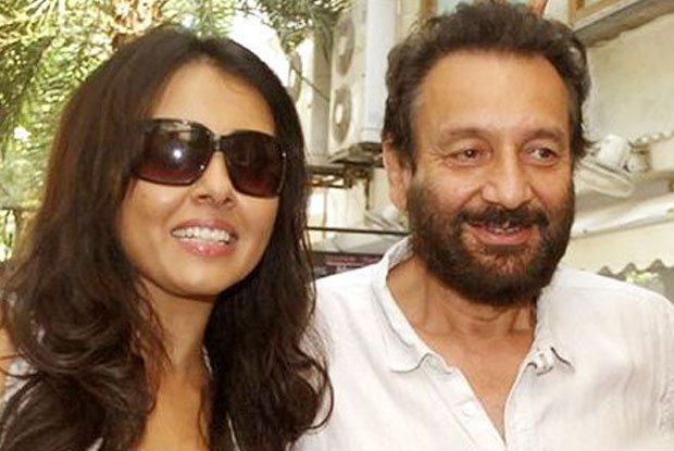 Shekhar Kapur and Suchitra Krishnamoorthi