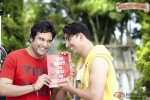 Krushna Abhishek and Akshay Kumar in Entertainment Movie Stills Pic 1