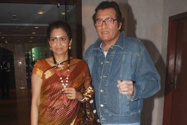 Vinod Khanna and Geetanjali