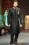 Neil Nitin Mukesh walks the ramp at 'Caring With Style' fashion show