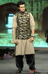 Manish Paul walks the ramp at 'Caring With Style' fashion show