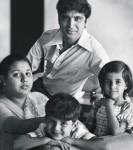 Javed Akhtar and Honey Irani