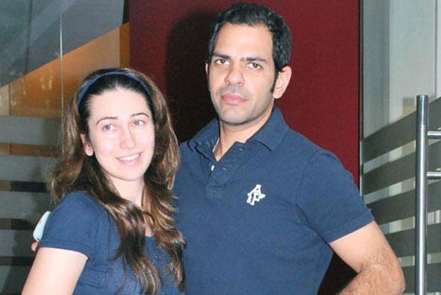 Sanjay Kapoor and Karisma Kapoor