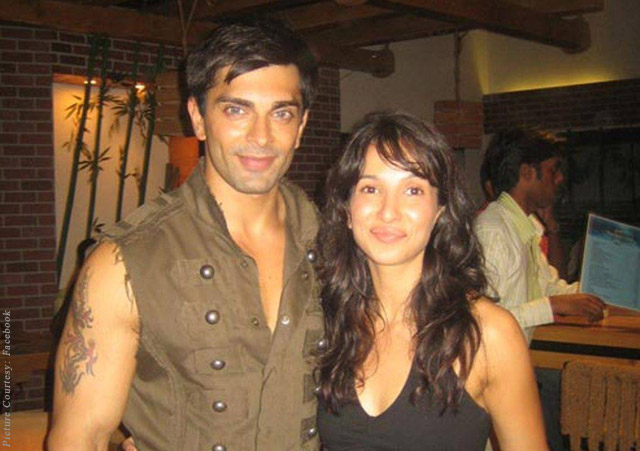 Karan Singh Grover and Shraddha Nigam