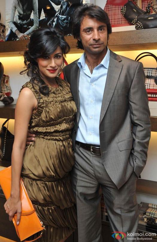 Chitragandha Singh and Jyotinder Singh Randhawa