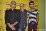 Hansal Mehta, Mahesh Bhatt and Rajkummar Rao during the promotion of film 'Citylights'