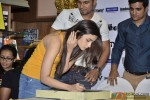 Alia Bhatt and Randeep Hooda during the DVD launch of film 'Highway' Pic 1