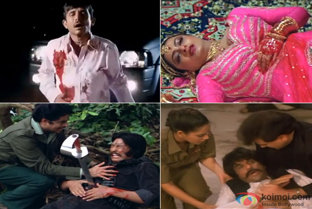 Bollywood's Funniest Death Scenes