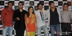 Shashank Khaitan, Karan Johar, Alia Bhatt and Varun Dhawan At The Event