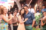 Tamannaah and Akshay Kumar in Entertainment Movie Stills Pic 5