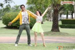 Sonu Sood and Tamannaah in Entertainment Movie Stills