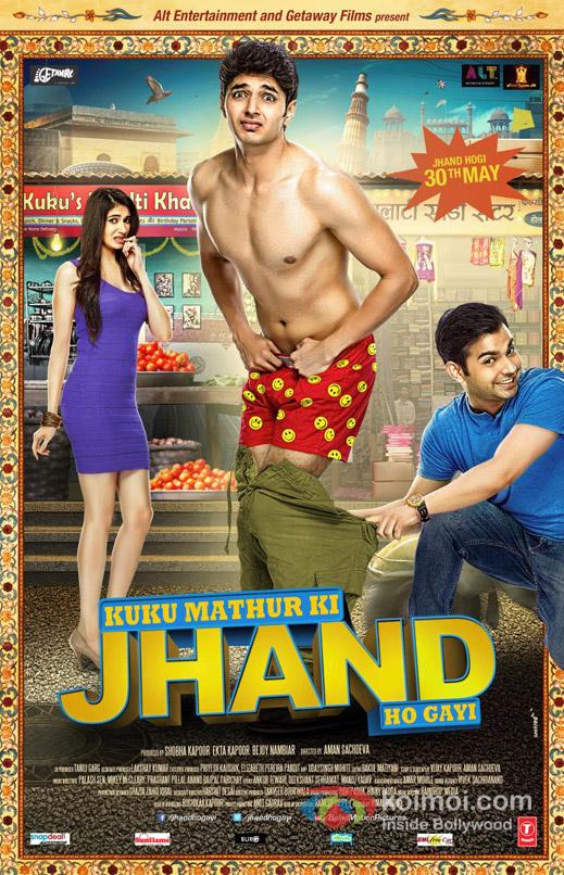 Kuku Mathur Ki Jhand Ho Gayi Movie Poster