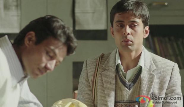 Rahul Bagga in a still from movie 'Mastram'