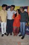 Yashpal Sharma, Sandeep Varma and Divya Dutta Snapped At The Screening