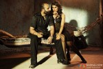 Damandeep Singh and Richa Chadda in Tamanchey Movie Stills