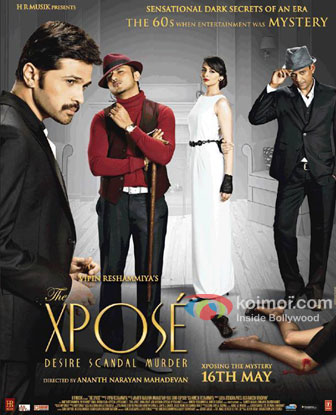 The Xpose Movie Poster