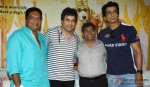 Prakash Raj, Krushna Abhishek, Sonu Sood and Johnny Lever At The Event