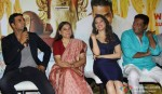 Akshay Kumar, Maneka Gandhi, Tamannah Bhatia and Prakash Raj At The Event