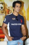 Sonu Sood At The Event