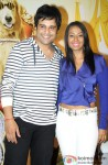 Krushna Abhishek and Kashmira Shah At The Event