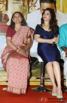 Maneka Gandhi and Tamannah Bhatia At The Event
