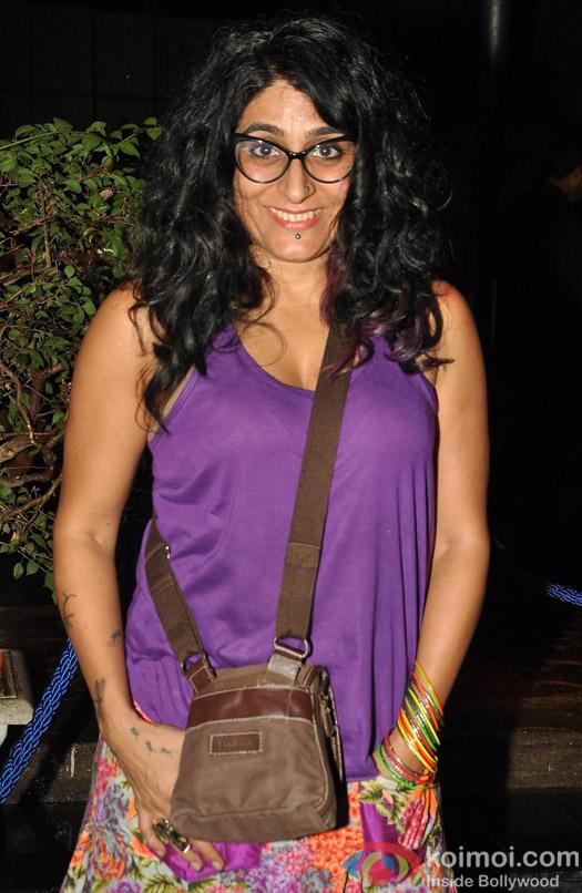 A Stunning Richa Chadda At Amit Sadh's Birthday Bash