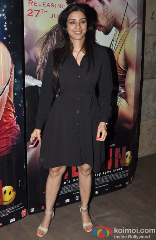 Aditya Roy Kapoor Attends The Special Screening Of 'Ek Villain'