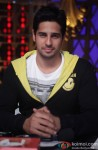Sidhartth Malhotra At The Promotions Of Ek Villain On 'Entertainment Ke Liye Kuch Bhi Karega'