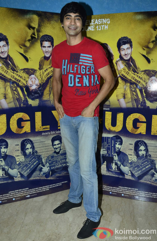 Arfi Lamba At Fugly's Press Conference