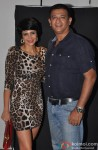 Mandira Bedi, Raj Kaushal Attend Amit Sadh's Birthday Bash