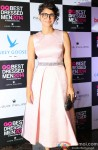 Kiran Rao Snapped At GQ's Best Dressed Men bash