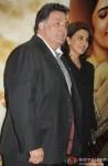 Rishi Kapoor, Neetu Singh At Lekar Hum Deewana Dil Music Launch