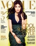 Stunning Chitrangada Singh On Vogue Cover