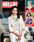 Glam Diva Madhuri Dixit On Hello Cover