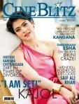 Kajol Glows On The Cine Blitz Cover