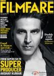 Suave Akshay Kumar On Filmfare Cover