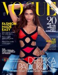 All That's Sexy! Deepika Padukone On Vogue Cover