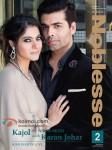 Besties Kajol and Karan Johar On Noblesse Cover