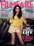 Sporty Kareena Kapoor On Filmfare Cover