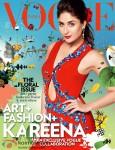 Ravishing In Red! Kareena Kapoor On Vogue Cover