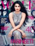 Frosty Parineeti Chopra Shining On Vogue Cover