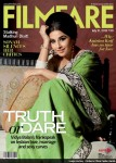 Vidya Balan In A Retro Avatar On Filmfare Cover