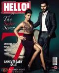 Bold & Beautiful Duo Priyanka Chopra and Virat Kohli On Hello Cover